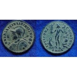 Licinius II - with shield, spear and helmet (F1914)