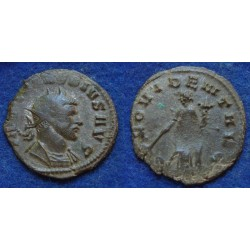 Claudius II -PROVIDENT AVG (JUL1821)