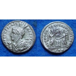 Constantine Billion Argenteus very rare R3 (Au1827)
