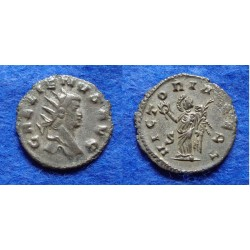Gallienus -  Victory Aet beautiful reverse! (AU1810)
