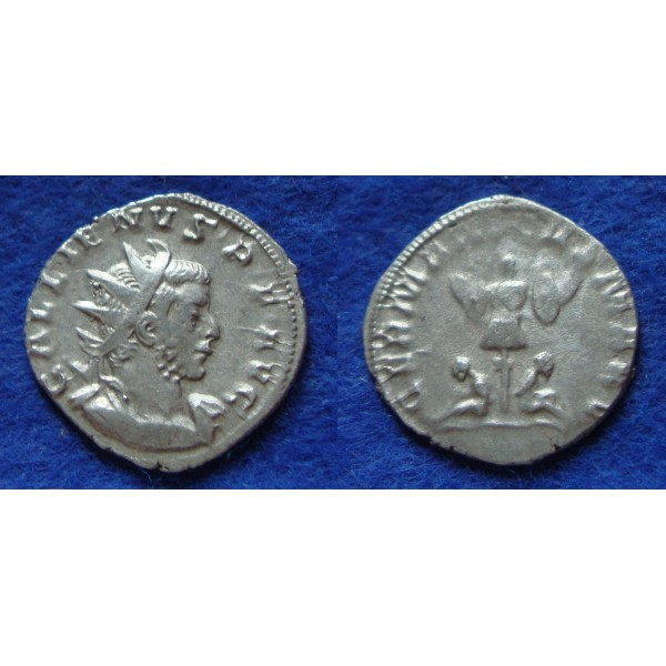 Gallienus - GERMANICVS MAX V! (O1720)