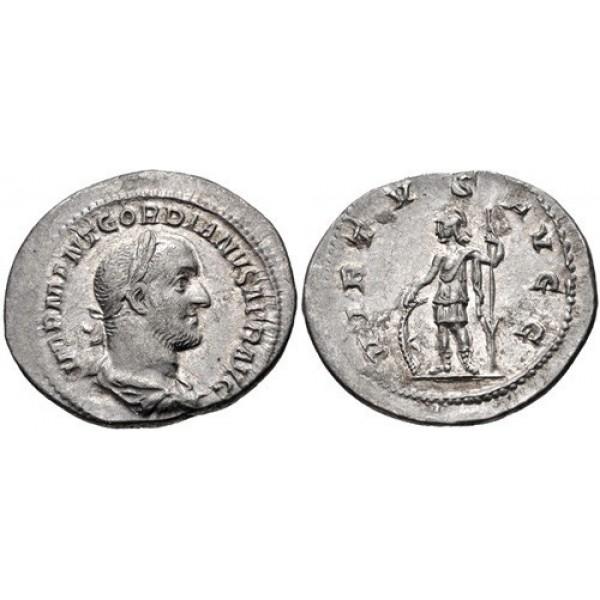 Gordianus II regeerde slechts 22 dagen!