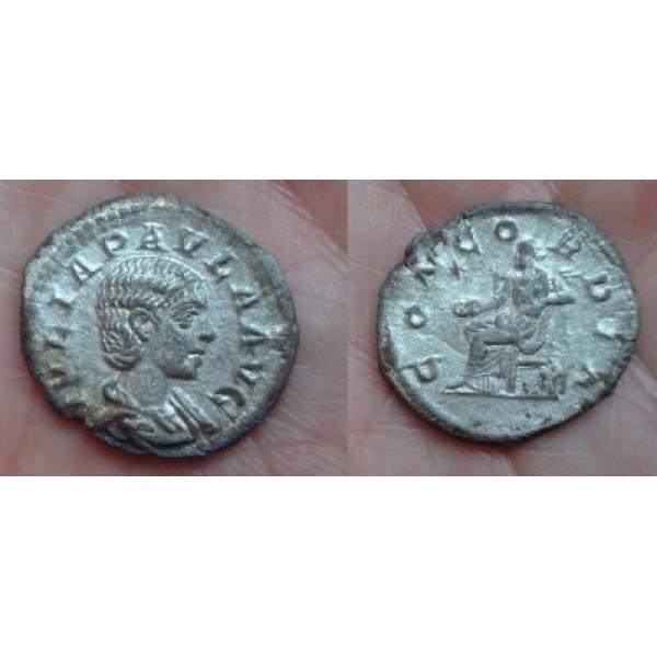 Julia Paula - schaarse keizerin CONCORDIA (A71)
