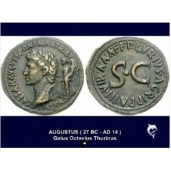 Leuk filmpje van munten van keizers en caesars!