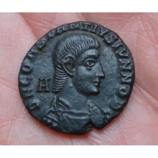 Constantius Gallus - Fel Temp Reparatio schaars (747)