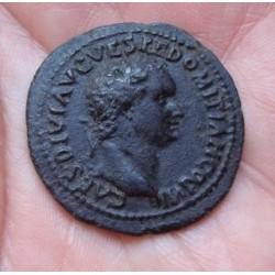 Domitianus- Ceres AS schitterende stijl (649)