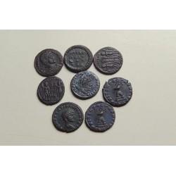 Valse Romeinse munten op Marktplaats