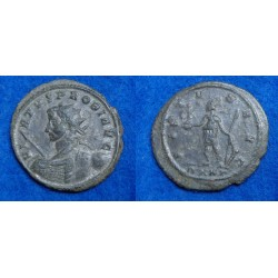 Probus- VIRTVS PROBI AVG rare and interesting heroic buste type! (O1638)